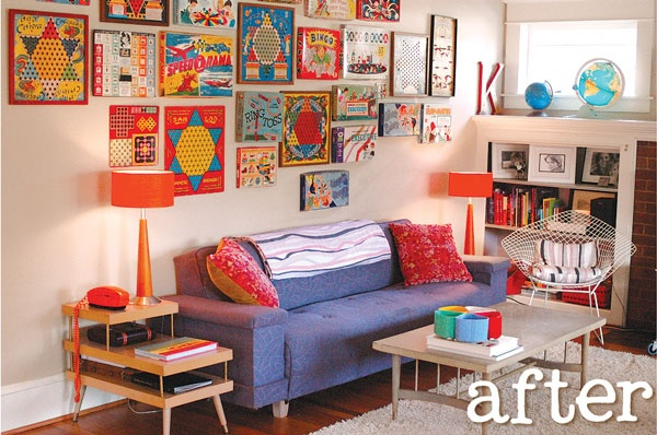 20 fantastic family room decorating ideas Free home decorating games