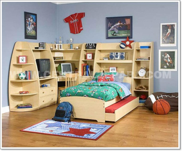 21Bed and Wardrobe Furniture for Kids