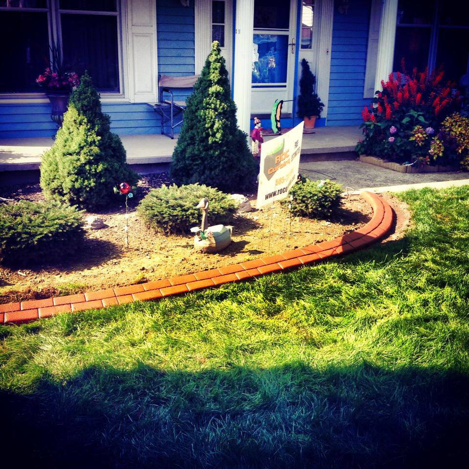 Garden Edging Ideas horizontal