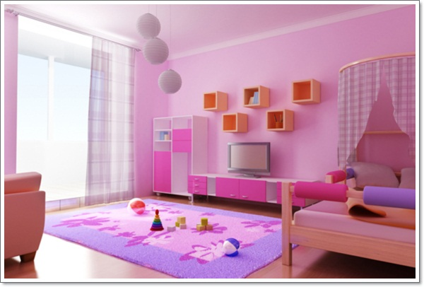 35 amazing kids room design ideas to get you inspired for Designer childrens bedroom ideas