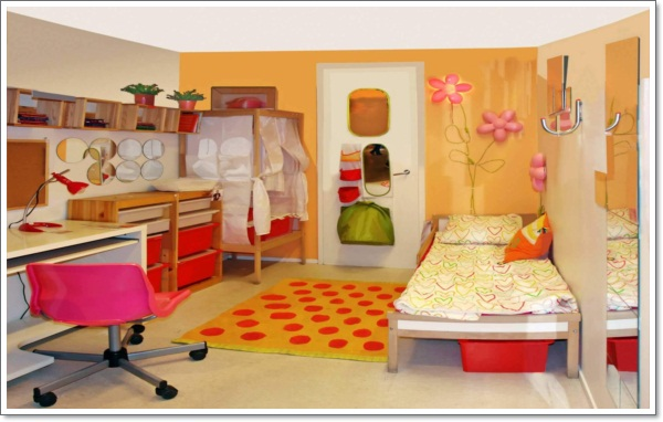 beautiful_orange_kids_room_home_interior_design_ideas