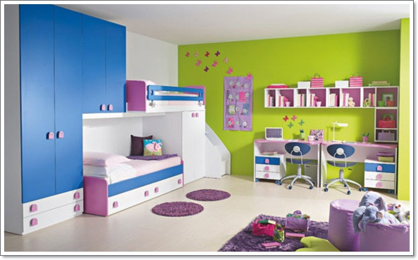 Colorful Kids Room Design: 35 Amazing Kids Room Design Ideas To Get You Inspired