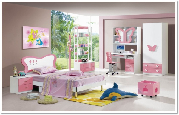 35 amazing kids room design ideas to get you inspired for Interior design for kid bedroom
