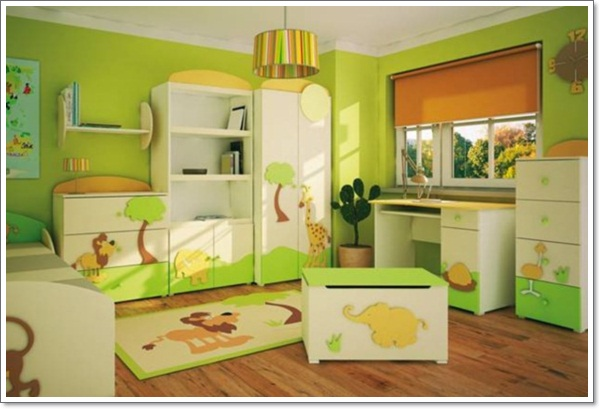 kids room design ideas 451 - Kids Room Design Ideas
