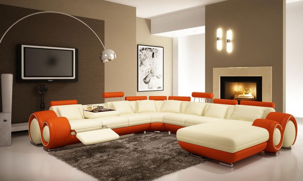 modern family room design 970x582